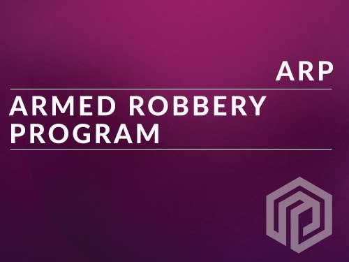 Armed Robbery Program